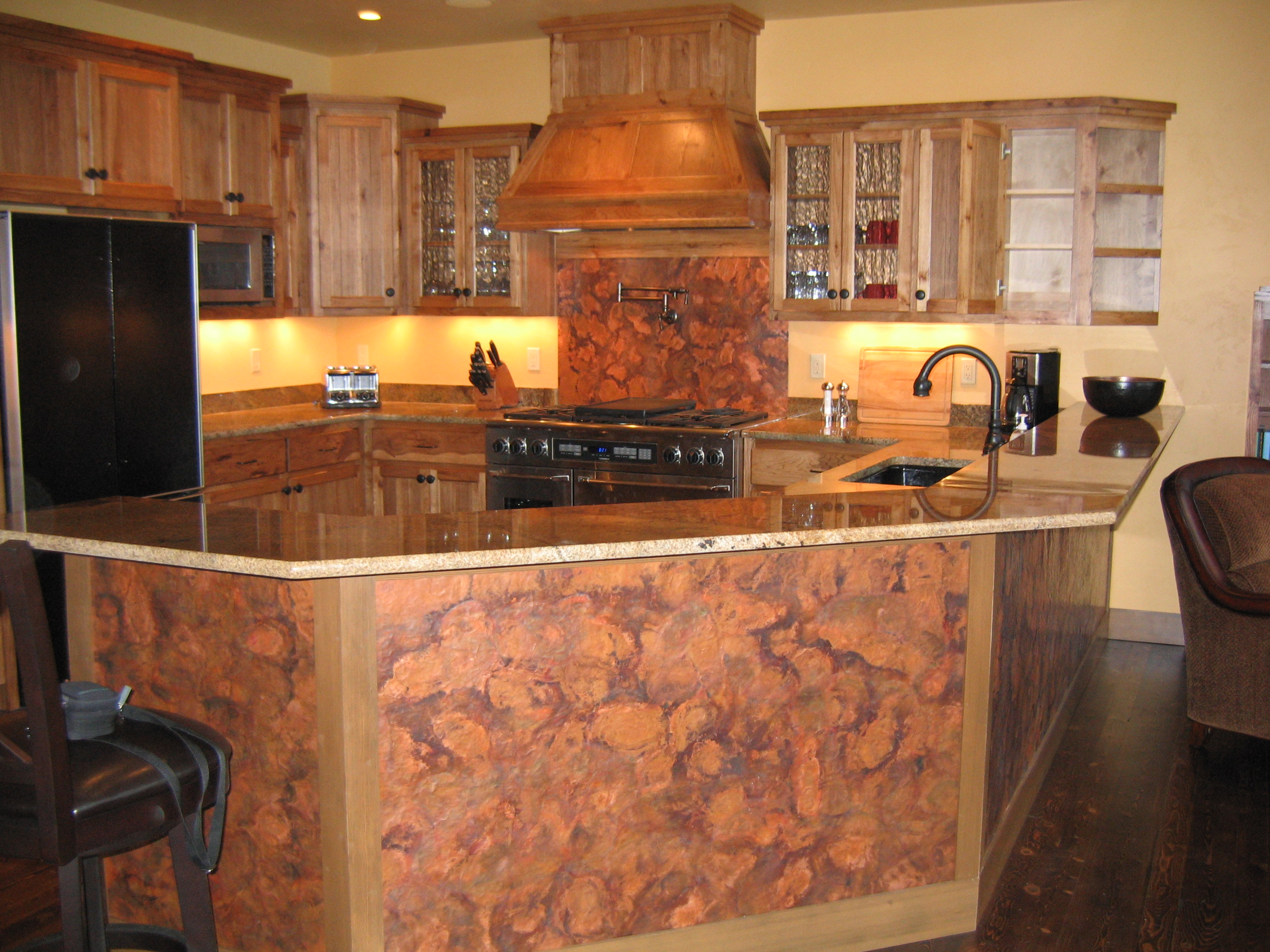 butcher copper peggy pjh oak turned featured block designs diy countertops review at kitchen great flooring wood into countertop remodelaholic