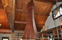 Custom Copper Range Hood The Timber