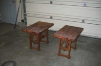 Copper Table Top Rustic or Contemporary