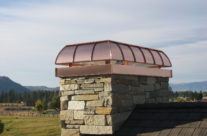 Chimney Cap Montana Crafted